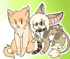 Chibi Com 19 by Freckled-Kat