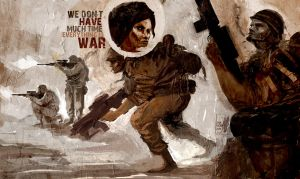 Everything is WAR by sinakasra