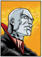 Destro Colors by gravyboy