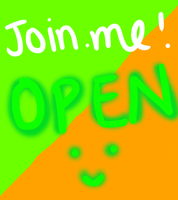 JOIN.ME 4/29/12 by imadrinkyersoda