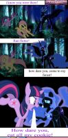 The akward momment by Angelina98