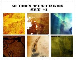 Icon textures set 1 by mysteryofobscurity