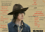 Carl Grimes Quotes by Orange-FeatherCanary