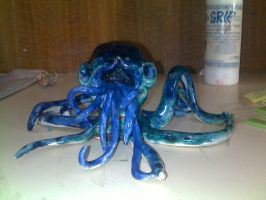 Tentacles - front view by DoomChild11
