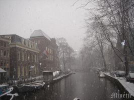 Amsterdam, the Netherlands. by minetje