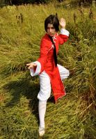 Hetalia - China 2 by Eletiel
