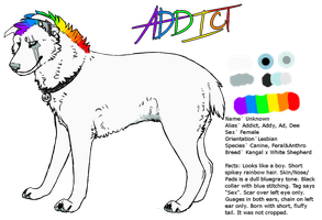 Addict Refrence by Kayxer