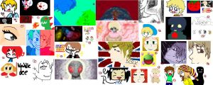 Random Stuff I've Been Drawing by Teddie-Chan
