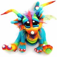 Razzle Berry Rainbow Sprinkle by Tanglewood-Thicket