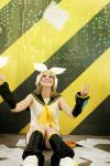 Kagamine Rin: Infinite Sound by ValdaValsha
