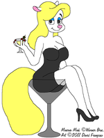 Minky Martini by tpirman1982