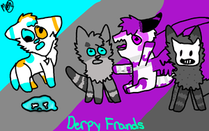 Group 'o Derps by MaddieLongLegs