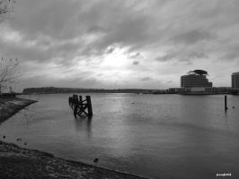 Cardiff Bay by penfold5