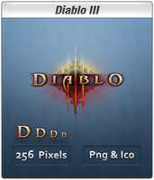 Diablo III Icon by Th3-ProphetMan