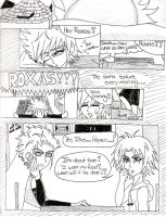 Hey Roxas Chapter 1 Pg. 3 by MewThalia-chan