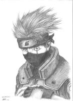 Kakashi by Neverbeing