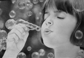Bubbles by Dhekalia