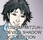 Devil's Shadow OCT Audition by MacabreAustereRelume