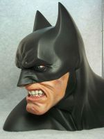 Batman bust 1 by ThiagoProvin