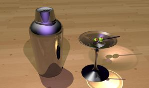 Martini? by Cunning69Linguist