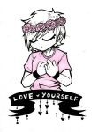 love yourself. by JammyScribbler