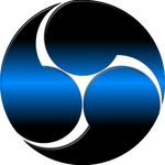 obs_logo_black_light_blue_gradient_icon_