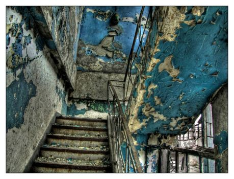 Stairs by tzunoi
