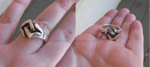 Celtic Ring by CantankerousCupcake