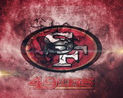 San Francisco 49ers Wallpaper by Jdot2daP
