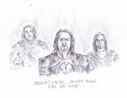 Theoden by VforVinegrette