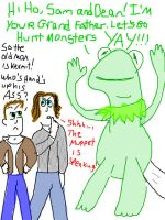 Master of Muppets by GirlyGhoul