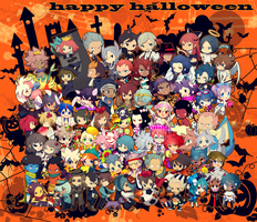 IN11 :: 2011 HALLOWEEN by Cartooom-TV