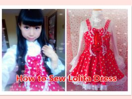 How to Sew Lolita Dress by YumiKing