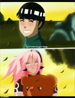 I want see you happy by uzumaki00017