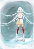 Winter Glow by rinrie