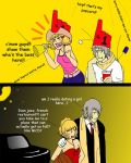 APH: not so-romantic lover by MieKuning