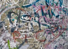 Berlin wall by mudridedotcom