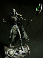 Necron Lord by spawnsauce