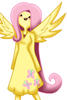 Pony time-Fluttershy by sonica-michi