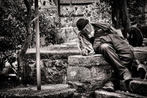 Homeless by Monotrooper