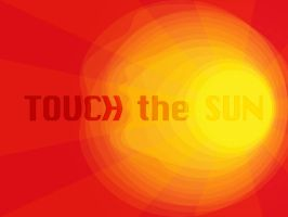 Day 60. Touch the sun by lilvdzwan