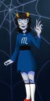 i drew vriska by Sopa-Kingu
