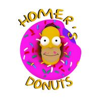 Homer's Donuts by riowahaab