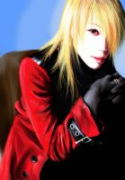 Shinya by childs-imagination