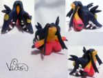 Mega Mawile by VictorCustomizer