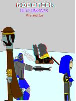 Robotech O.D. fire and ice by spark300c