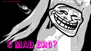 U mad Bro? - New ID by Meibel