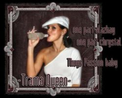 Trama Queen Thug Passion by enticingpassion