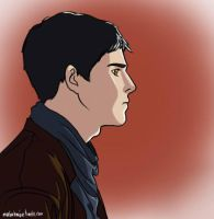Merlin - This Is How A Heart Breaks by Mababwion1