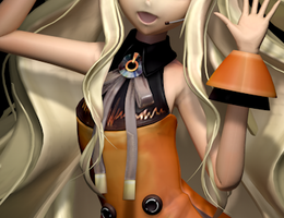Week Render WIP: SeeU by Alelokk